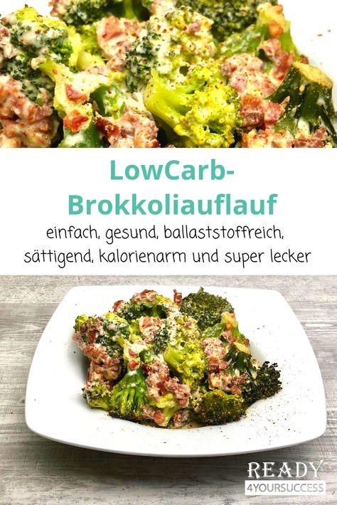 LowCarb-Brokkoliauflauf