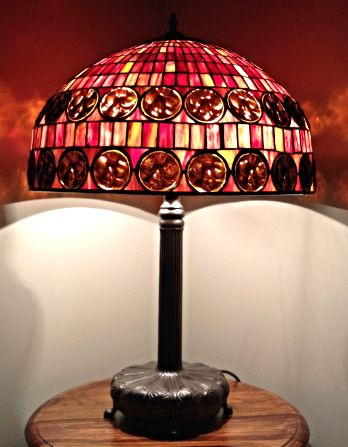 Galicia 16inch Tiffany Table Lamp Lamps Lights