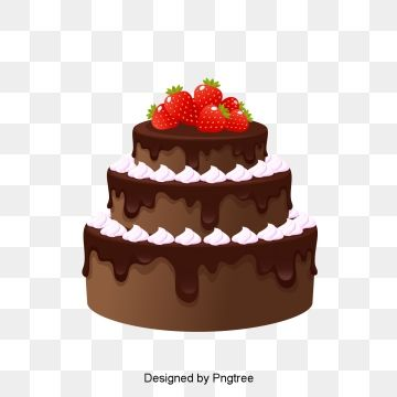 Sweet Chocolate Birthday Cake Cake Clipart Vector Png Pink Cake Png Transparent Image And Clipart For Free Download Birthday Cake Chocolate Cake Clipart Cake Vector