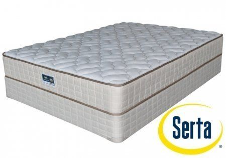 F546271setq Sertapedic Toledo Queen Size Firm Mattress With Spring By Serta 685 00 The Is Designed To Offer