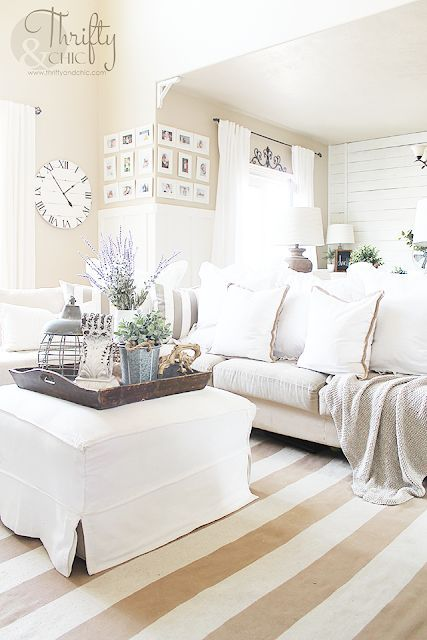 Outstanding Favorite White Ruffle Euro Shams Farmhouse Decor Home Remodeling Inspirations Genioncuboardxyz