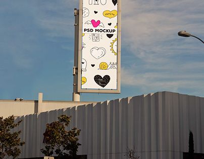Pin by Web Graphic Design on Best Free Billboard Mockups