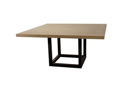 Download The Catalogue And Request Prices Of Zoe Square Table By