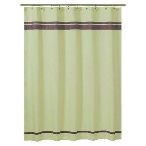 Lush Decor Terra Shower Curtain 72 By Inch Brown Beige