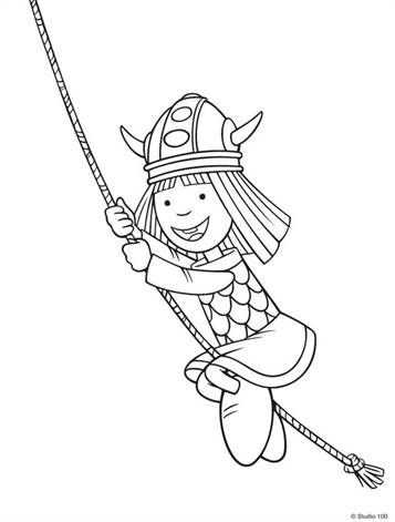Kids N Fun Com 36 Coloring Pages Of Wicky The Viking Coloring Pages Vikings Coloring Pages For Kids