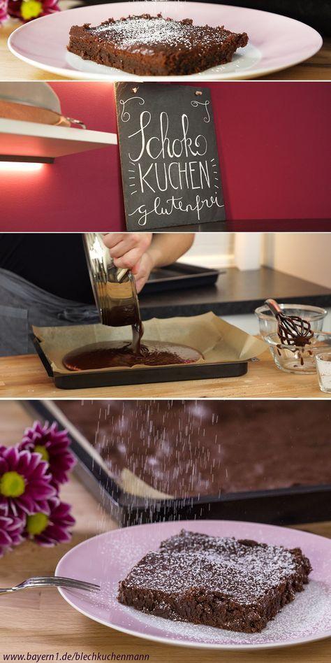 Glutenfreier Schokokuchen Saftiger Schokokuchen Ohne Mehl In 2020 Schokokuchen Schokoladen Kuchen Glutenfreier Schokokuchen
