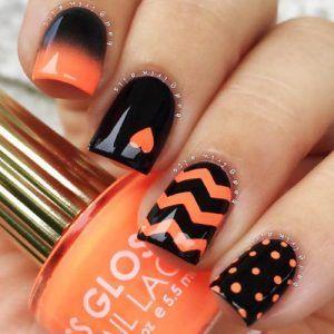 21 Amazing Chevron Pattern Design Nails My Stylish Zoo Nail Nails Nailart Nailpolish Nailswag Nailstagr Nail Designs Cool Nail Designs Chevron Nail Art