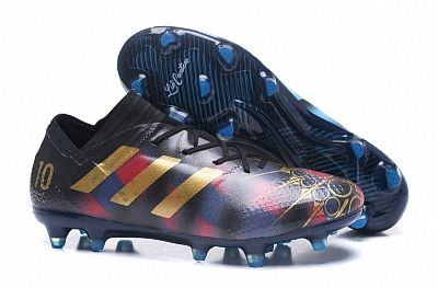 Entender mal gene Capataz  FIFA World Cup Russia 2018 Adidas Nemeziz Messi 17+ 360 Agility FG Football  Boots Purple Red Gold London | Football boots, Best soccer cleats, Soccer cleats  adidas