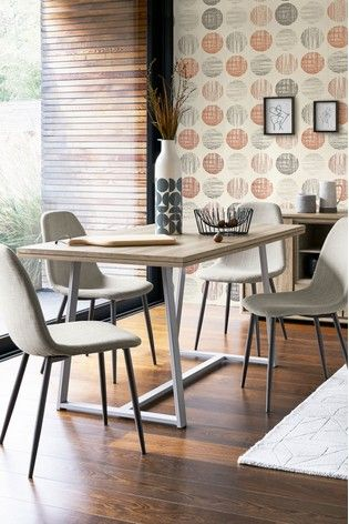 Excellent Buy Barkley Fixed Dining Table From The Next Uk Online Shop Interior Design Ideas Inesswwsoteloinfo