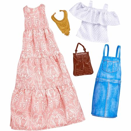 Barbie Fashions 2-Pack - Doll Clothes | FKT31 | Barbie