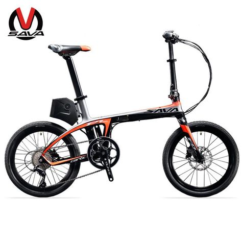 Details About Sava Z1 Folding Bike 20 T700 Carbon Fiber Frame
