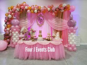 Looking For Baby Shower Places In Miami But You Have No Idea Where To Start We Ve Got You Cov Balloon Garland Kids Birthday Party Places Birthday Party Places