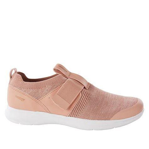 Copper Fit™ Spirit Sport Knit Sneaker