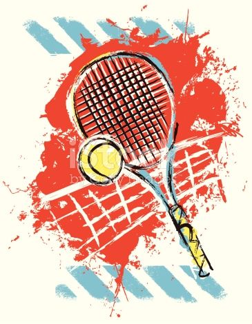 Tennis Player Silhouette Vector Image On Vectorstock Tennis Players Tennis Art Tennis Wallpaper