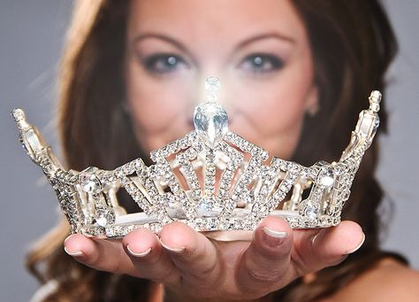 Crowns mean so much to their wearers. Scholarship, Service, Success, and Style