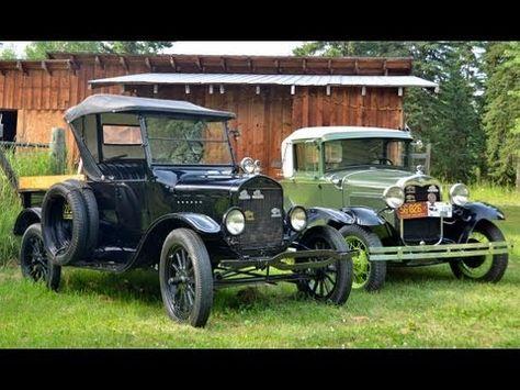 Henry Ford Model T Documentary Full Video Youtube Model