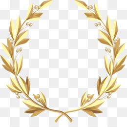 Gold Png Gold Frame Gold Border Gold Background Gold Line Gold Coin Gold Circle Gold Cro Gold Circle Frames Laurel Wreath Christmas Wreath Illustration