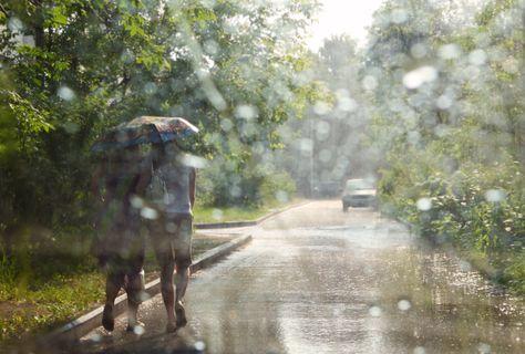 Прогноз погоды на 1 июня: на большей части страны пройдут дожди