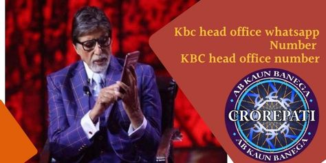 you can call in our Kbc head office whatsapp number, a real or scam lottery amount in easiness manner kbc head office number communicates you that is verified or scam.