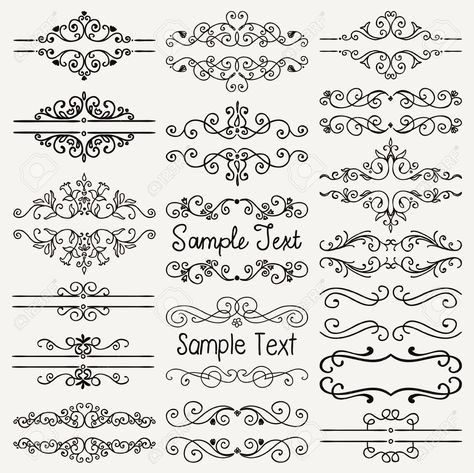 French Script  Typography    French Script Typography