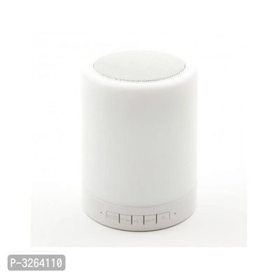 Touch Lamp Bluetooth Speaker Compatiable With All Smart Phones In 2020 Speaker Bluetooth Speakers Touch Lamp