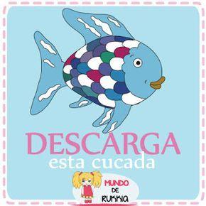 Juego De Colores Del Pez Arcoiris Con Imagenes Actividades De