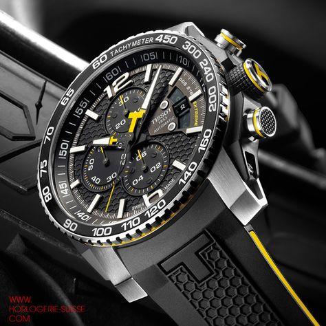 Derniers ajouts - Tissot PRS 516 Extreme - Photos de montres