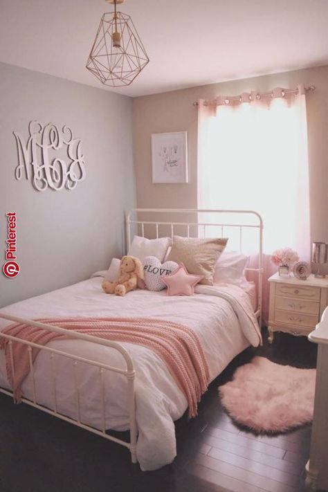 44 Ideas For Room Decor Vintage Girly Bedroom Ideas Bedroom Decor Girly Ideas Room Vintage Pink Bedrooms Girly Bedroom Pink Bedroom For Girls