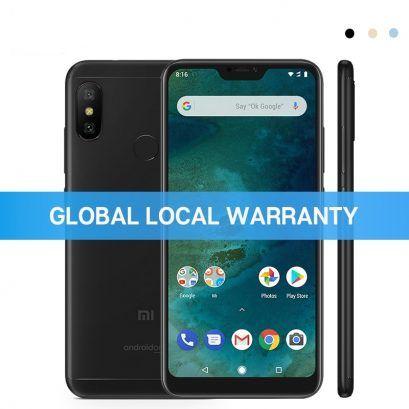 4gb Ram 64gb Global Version Xiaomi Mi A2 Lite Tech2marketing Com Android One 4gb Ram Camera F