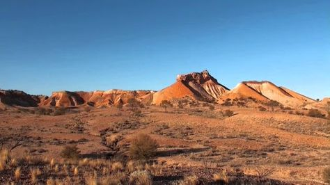 The Painted Desert - South Australia
