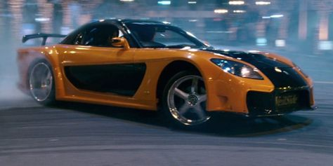 'Fast and the Furious': Coolest cars in the movies