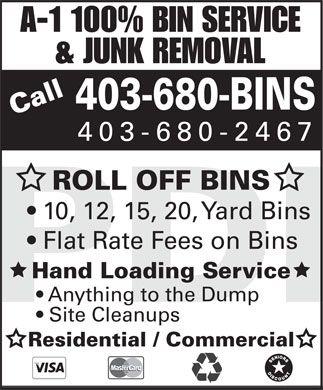 Pin By 680bins On Airdrie Rent Bin Rent Garbage Bin Dumpster Rental Waste Management Services