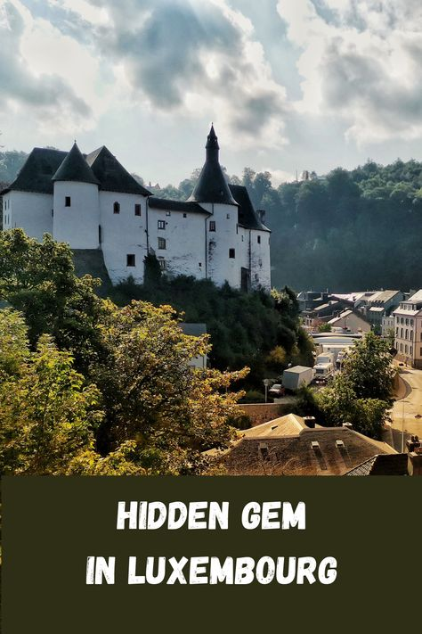 What is there to do in CLERVAUX Luxembourg — travelaimes