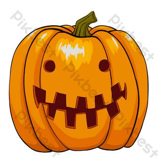 Halloween Pumpkin Png Png Images Psd Free Download Pikbest In 2020 Pumpkin Png Halloween Pumpkins Png Images