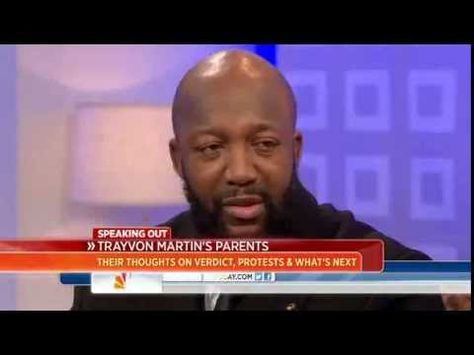 """Trayvon Martin's Parents Speak Out On """"The Today Show"""", Call On Obama To 'Investigate' Zimmerman"""