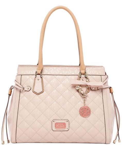 9a6952780f4 GUESS Juliet Avery Satchel - Satchels - Handbags & Accessories - Macy's