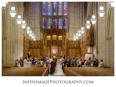 Duke Chapel Wedding 19