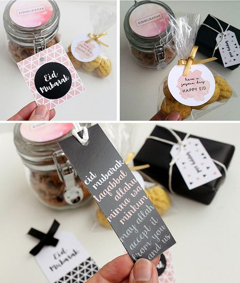 FREE Eid Gift Tags  |   in my