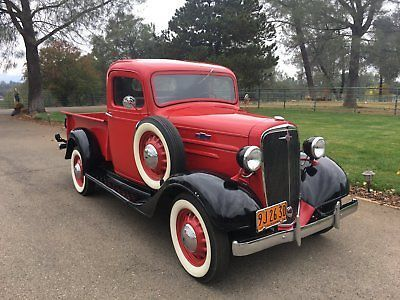 Ebay 1936 Chevrolet Other Pickups Classic Collector Cars Classiccars Cars Classic Cars Chevrolet Classic Trucks