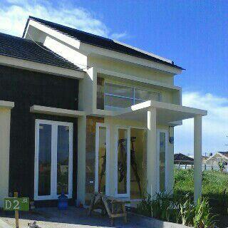 Jual Rumah KPR murah di lampung | Carports, Design