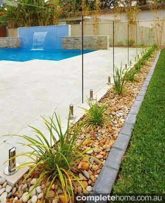Small And Best Backyard Pool Landscaping Ideas Great Affordable Backyard Ideas Pool Plants Landscaping Around Pool Swimming Pool Landscaping