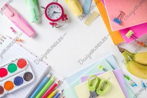 Back to school concept (818570)   Conceptual   Design Bundles