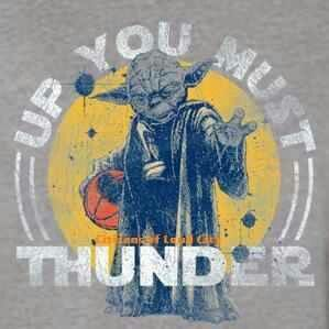 Yoda's take on the NBA. Wise he is. Excellent team he