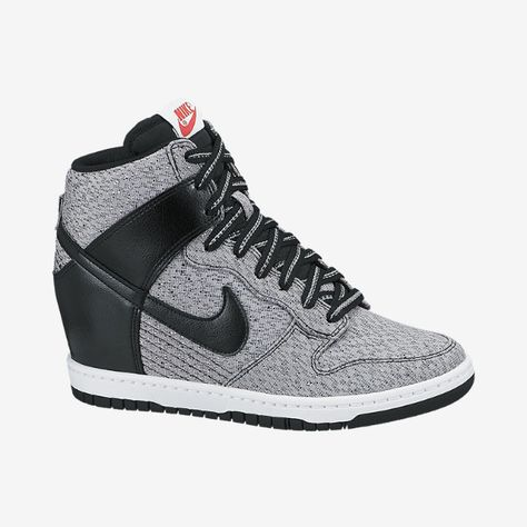 new product ebd89 6bfd8 Nike Dunk Sky Hi TXT Womens Shoe 120