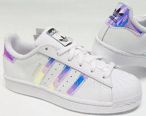 Gs Argento Adidas Superstar Iridescente Bianco Dettagli Per Su qpSMUGzV