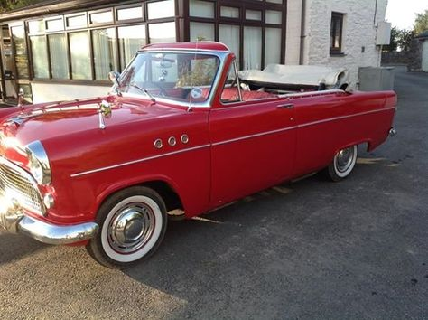 Classic Ford Consul Convertible Perfect Set Of Summertime Wheels Now On Preloved Http Prelove Ly Ntjcpf And Forsale In Devon Convertible Consul Ford