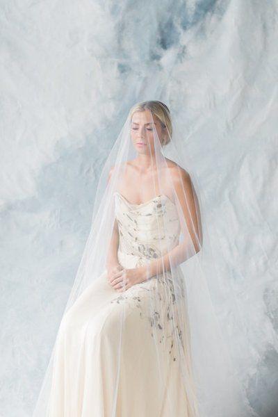 Indianapolis Wedding Planners Tara Nicole Weddings Fine Art Detail Shot Of Bride With Romantic Wedding Receptions Blush Winter Wedding Wedding Dress Styles