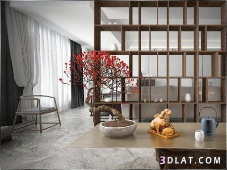 صور الفواصل في ديكورات الصالات ديكورات فواصل الجدران بشكل مميز ومودرن Home Decor Ikea Nursery Home Decor Accessories