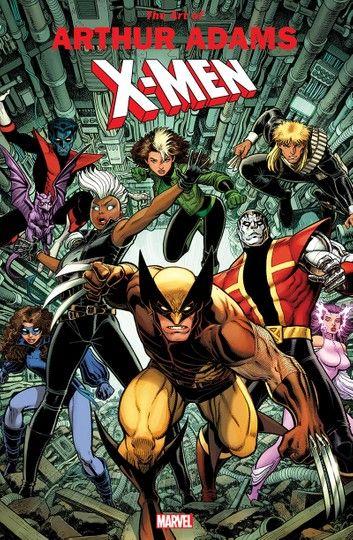Marvel Monograph Ebook By John Rhett Thomas Rakuten Kobo In 2020 Xmen Comics Marvel Comics Art X Men
