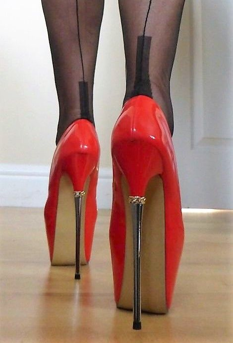 Pin by Pablo Casals on heels (With images)   Fashion high